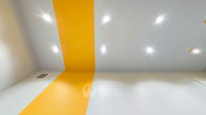Потолок в солнечногорске. Установка