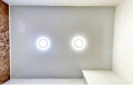 Как выбрать точечные светильники на натяжной потолок