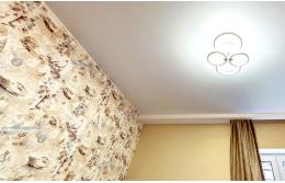 Ремонт: Сначала обои или натяжной потолок?