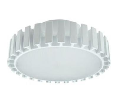 НОВИНКА!Лампа светодиодная Ecola GX70 LED Premium 23.0W Tablet 220V 4200K матовое стекло (фронтальный алюм. радиатор) 42х111 Solnechnogorsk