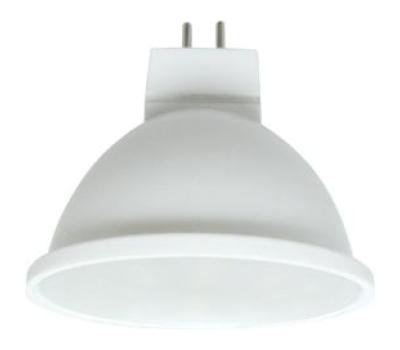 Ecola MR16   LED  5.4W  220V GU5.3 4200K матовое стекло (композит) 48x50 Solnechnogorsk