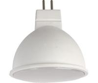 Ecola Light MR16   LED  5,0W 220V GU5.3 4200K матовое стекло (композит) 48x50 Solnechnogorsk