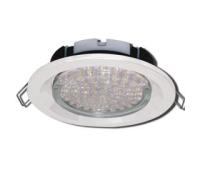 Ecola GX53 FT3225 светильник встраиваемый глубокий лёгкий белый 27x109 Solnechnogorsk