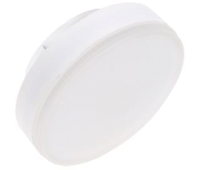 Ecola Light GX53 LED 11,5W Tablet 220V 4200K 27x75 матовое стекло (композит) 30000h Solnechnogorsk