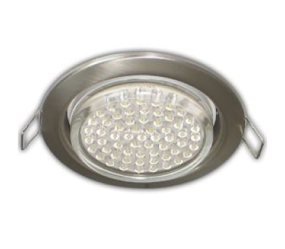 Ecola GX53 H4 Downlight without reflector_satin chrome (светильник) 38x106 - 10 pack Solnechnogorsk