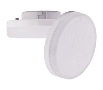НОВИНКА! Лампа светодиодная Ecola Light GX53 LED 3.0W Tablet 220V 4200K матовое стекло 27х75 30000h Solnechnogorsk