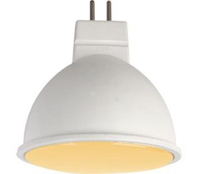 Ecola MR16   LED  7,0W  220V GU5.3 золотистая матовое стекло (композит) 48x50 Solnechnogorsk