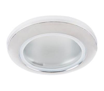 Ecola MR16 DL80 GU5.3 светильник встр. влагозащищенный IP65 хром 32x93 Solnechnogorsk