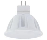 Лампа светодиодная Ecola Light MR16 LED 4,0W 220V GU5.3 4200K матовое стекло 46x50 Solnechnogorsk