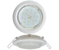 Ecola GX53 5355 Встраиваемый Легкий Белый (светильник) 25x106 Solnechnogorsk