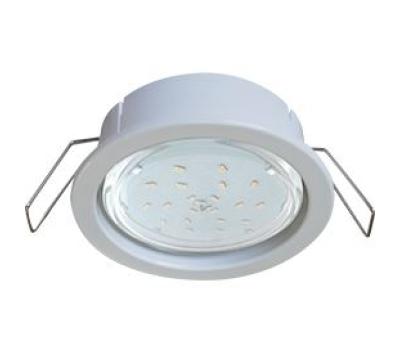 Ecola GX53 PD Светильник Встраиваемый глубокий легкий Белый 31x95 Solnechnogorsk