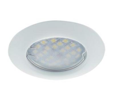 Светильник Ecola Light MR16 DL92 GU5.3 встр. выпуклый Белый 30x80 Solnechnogorsk