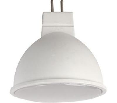 Ecola Light MR16   LED  5,0W 220V GU5.3 6500K матовое стекло (композит) 48x50 Solnechnogorsk