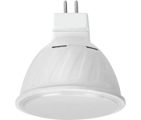 Ecola MR16   LED Premium 10.0W  220V GU5.3 2800K матовое стекло (композит) 51x50 Solnechnogorsk