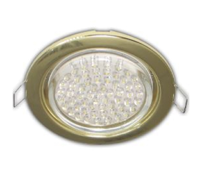 Ecola GX53 H4 Downlight without reflector_gold (светильник) 38x106 - 10 pack(0мб/2/3/4) Solnechnogorsk