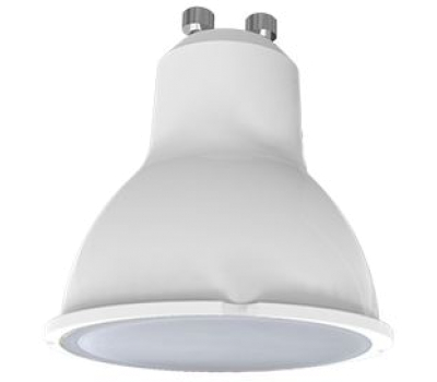 Ecola Light Reflector GU10  LED  5,0W 220V GU10 2800K матовое стекло 58х50 Solnechnogorsk