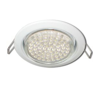 Ecola GX53 H4 Downlight without reflector_white (светильник) 38x106 - 10 pack Solnechnogorsk