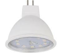 Ecola Light MR16   LED  5,0W 220V GU5.3 2800K прозрачное стекло (композит) 48x50 Solnechnogorsk