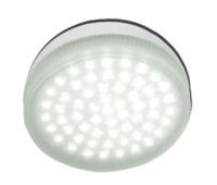 Ecola Light GX53   LED  4.2W Tablet 220V 2800K матовое стекло 30000h Solnechnogorsk